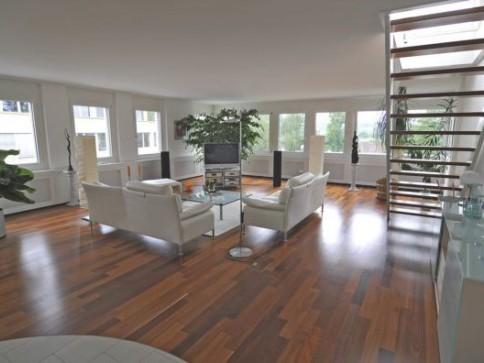 Traumhafte Attikawohnung auf 230 m2 Wohnfläche