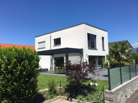 Villa contemporaine d'architecte