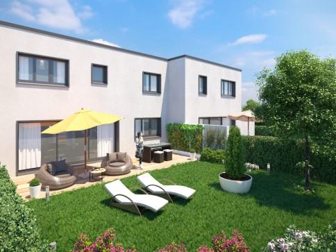 Villas modernes sur sous sol complet - Thônex