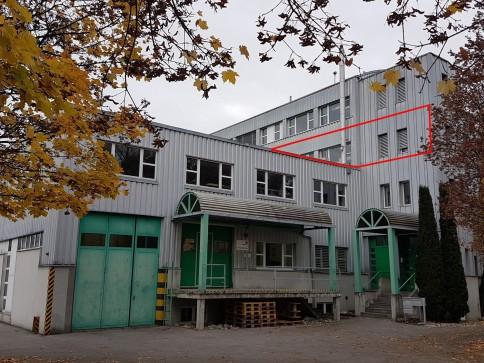 Voll augebaute Büroflächen in Widnau - Kleinflächen ab 23 m2 möglich