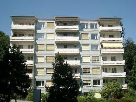 Wir vermieten eine 2.5-Zimmerwohnungen an erhöter Lage in Luzern