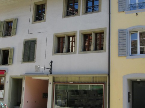 Wohn/Geschäftshaus in Zofinger Altstadt