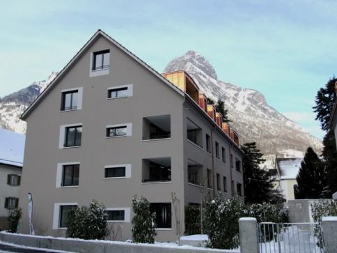 Wohnen am Siebenthalpark - 3.5-Zi.-Maisonette-Dachwohnung