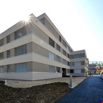 Wohnen im Birsiggarten, attraktive helle Neubauwohnung