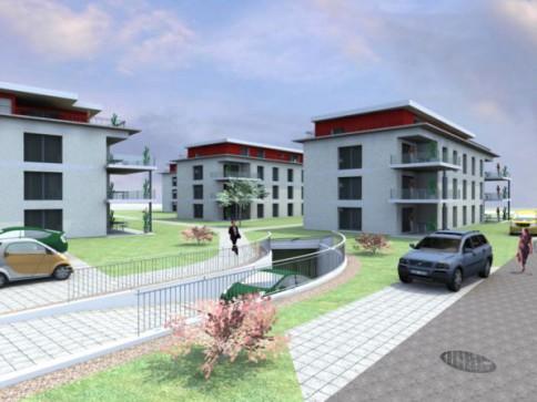 Wohnen im Byfang Park in Balsthal Haus III EG