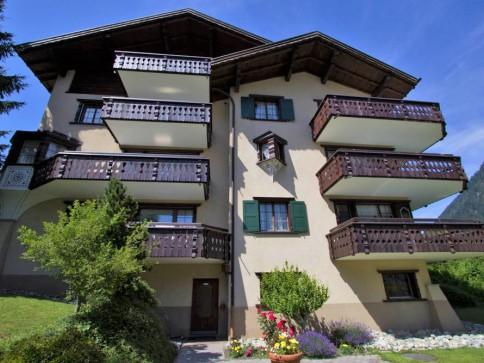 Wohnen im sonnigen Bergdorf Valens
