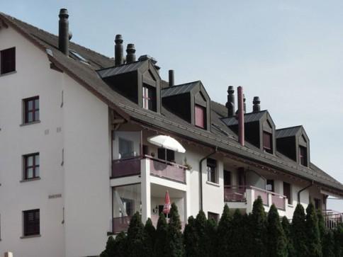 Wohnen im Zentrum von Männedorf mit Sicht auf den Zürichsee