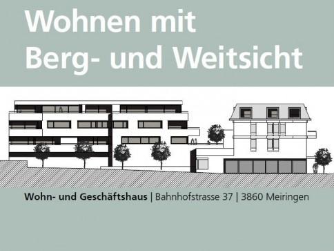 Wohnen im Zentrum von Meiringen: 2.5 - 5.5 Zimmer Wohnungen