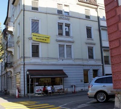 Wohnen in der Schönsten Barockstadt der Schweiz