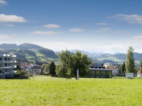 Wohnen mit Panorama-Aussicht
