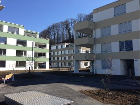 Wohnüberbauung Sonnengrund - 3.5 Zimmer-Attika-Wohnung