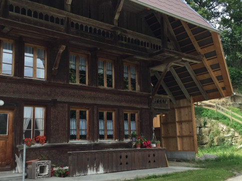 Wohnung in Bauernhaus