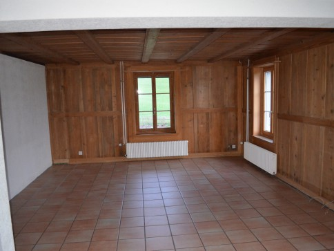 Wohnung in Bauernhaus zu vermieten