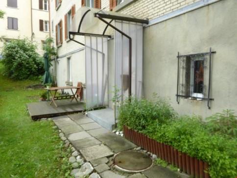 Wunderschöne 2-Zimmerwohnung mit Sitzplatz und privatem Eingang