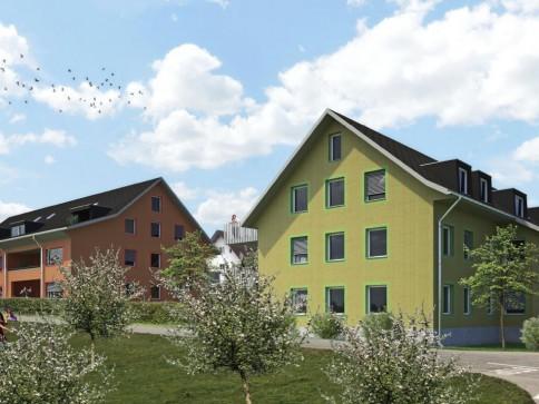Wunderschöne Maisonette Wohnung im Grünen mit Fernsicht