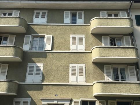 Zentrale 3,5 - Zimmerwohnung