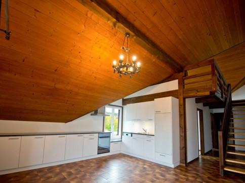 Zentrale super Duplex-Dachwohnung für ein Paar oder 1Person
