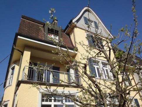 Zentrales Wohnen in Aarau