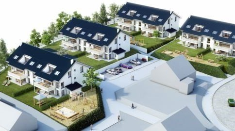 Zu verkaufen die letzten 3.5-4.5 Zimmer-Dach-Wohnungen mit 127 m2 NWF