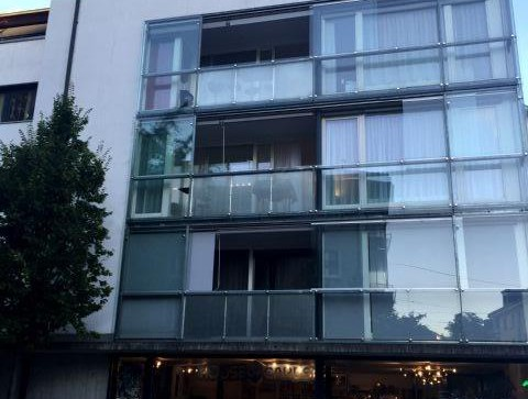 Zu vermieten ab 1.12.16 o.n.V moderne Loggia-Wohnung, Bern-Weissenbühl