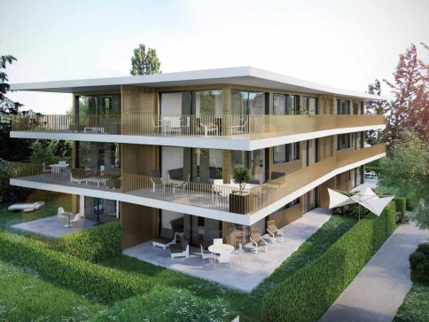 """""""Le Clos de la Montagne"""", Spacieux 4 pièces avec balcon-terrasse"""