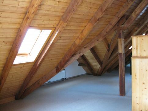 1.5 Zimmer Dachwohnung