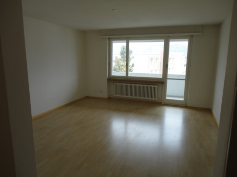 1.5-Zimmer-Studio ideal auch für Büro- oder Praxisraum