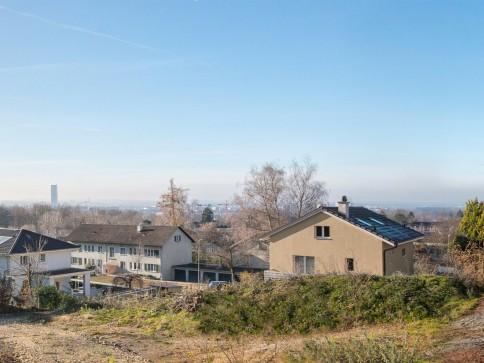1'628 m2 Bauland an begehrter Riehener Wohnlage