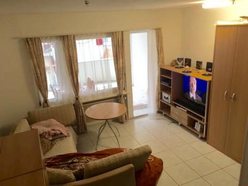 1-Zimmer-Wohnung mit grosser Terrasse