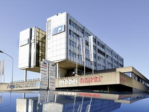 1000 m2 Bürofläche an Toplage