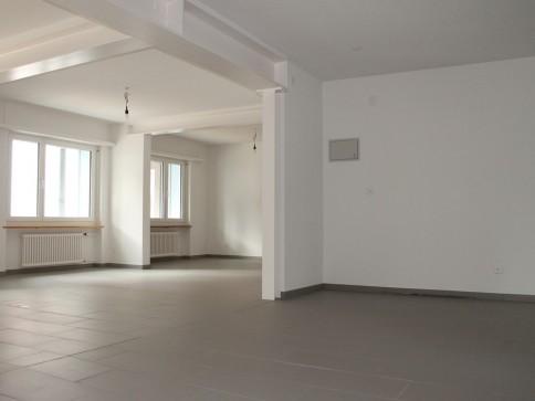 105m2 - Atelier und Bürolokalitäten