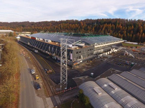 105m2 grosse Bürofläche zzgl. 36m2 Aussenterrasse (Reserviert)