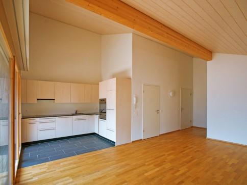 2 1/2-Zimmer-Dachwohnung mit herrlichem Weitblick
