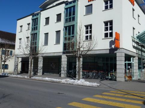 2 1/2-Zimmer-Wohnung mitten in Meiringen