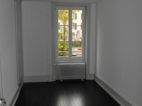 2.5-Zimmerwohnung im Lorrainequartier