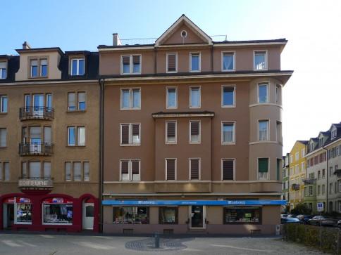 2-Zimmer-Altbauwohnung