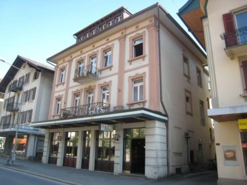 2-Zimmer-Wohnung im Zentrum von Meiringen