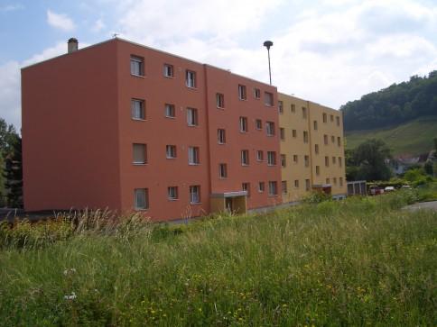 3 -Zimmer-Wohnung am Broye-Kanal
