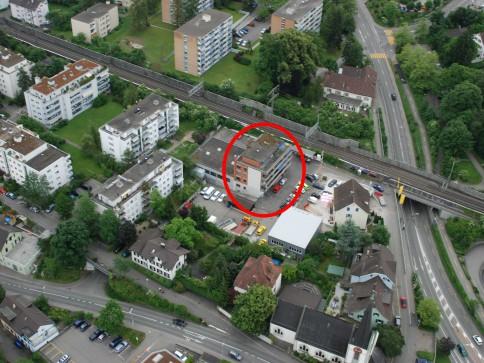 3 1/2 - Zimmerwohnung mit Balkon