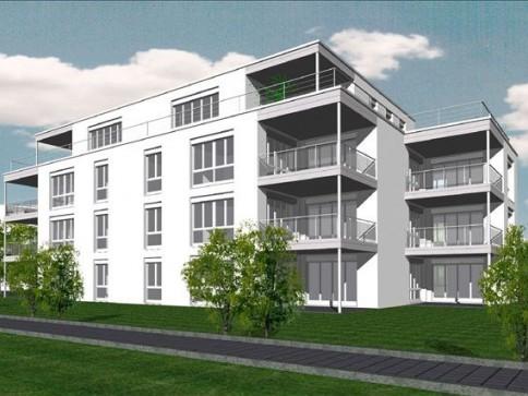 3.5-Zi-Wohnung im 2. Obergeschoss Mitte, Überbauung 'Sonnenfeld'