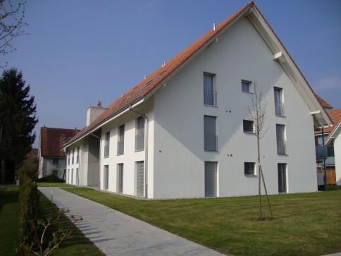 3.5 Zimmer Attika-Wohnung in Boningen - zentral im Grünen