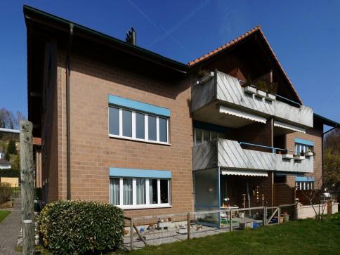 3.5-Zimmer-Eigentumswohnung mit Balkon und Einstellhallenplatz