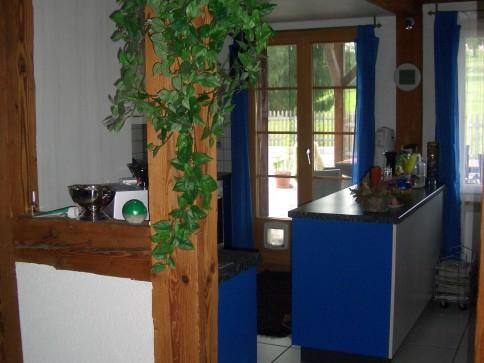 3,5 Zimmerwohnung im Grünen mit 120 m2 grosser Terrasse