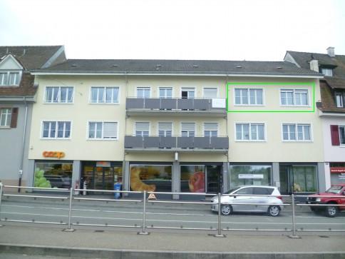 3.5-Zimmerwohnung im Niederholzquartier