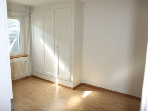 3 Zimmer Wohnung in ruhigem Quartier