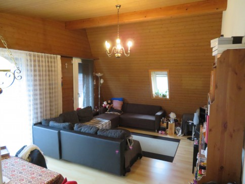 3-Zimmerwohnung im Dachgeschoss