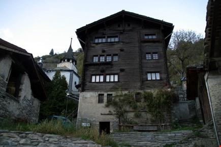 3-Zimmerwohnung in Baltschieder