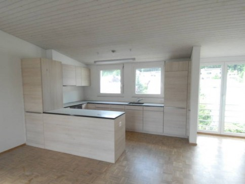 4 1/2-Zimmer-Maisonettewohnung mit 2 grossen Balkonen!