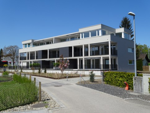 4,5 Zi-Whg. in hochwertigem Neubau in Rheineck