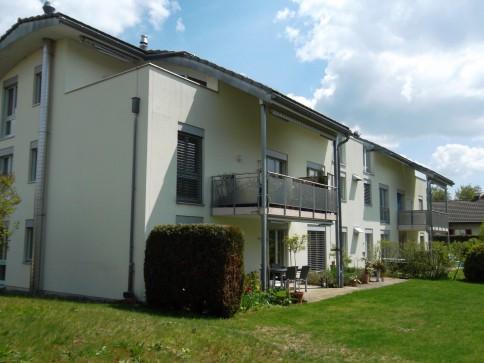 4.5-Zimmer-Dachwohnung in ruhigem Wohnquartier